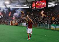 Football: Cryptic Totti message leaves fans guessing
