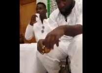 دنیا دے سبھ توں مہنگے فٹ بالر دی مسجد نبوی وچ افطاری کردے ہوئے ویڈیو ساہمنے آ گئی