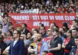 Football: Kroenke rules out Arsenal sale