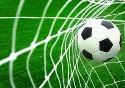 Blue Stars Club Mardan enter into Ghazi Muhammad Memorial Soccer final