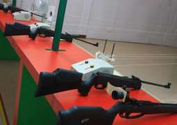 SSU wins seven medals in shooting competition