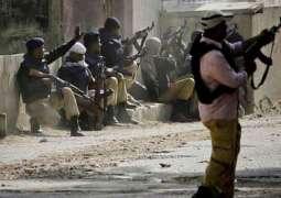 لیاری گینگ وار تے کالعدم تحریک طالبان نے بدامنی کھلارن لئی گٹھ جوڑ کر لیا