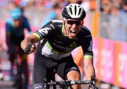 Cycling: Rolland ends victory drought on Giro's 17th stage