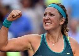 Tennis: New mum Azarenka to return next month