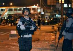Indonesia probes suicide attack that killed three policemen