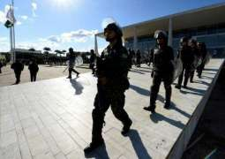 Brazil troops recalled after deployment following riots