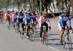 International TO Nisar Ahmad honored with best organizer award in Cycling
