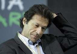الیکشن کمیشن نے توہین عدالت کیس وچ عمران خان دا جواب رد کر دتا