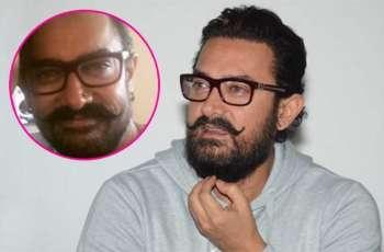 عامر خان نے فلم 'ٹھگس آف ہندوستان' لئی نک ونوا لیا
