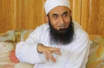 مذہبی سکالر مولانا طارق جمیل سِردرد کارن پریشان، دعا دی اپیل