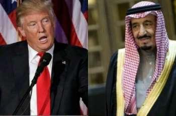 Trump's visit to Saudi a 'turning point': King Salman