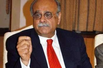 پی ایس ایل 3دا حصہ بنن والے سارے غیر ملکی کھڈاریاں نوں پاکستان آنا پئے گا: نجم سیٹھی