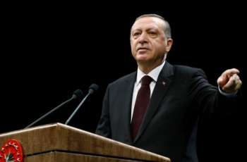 EU stresses human rights in talks with Turkey's Erdogan