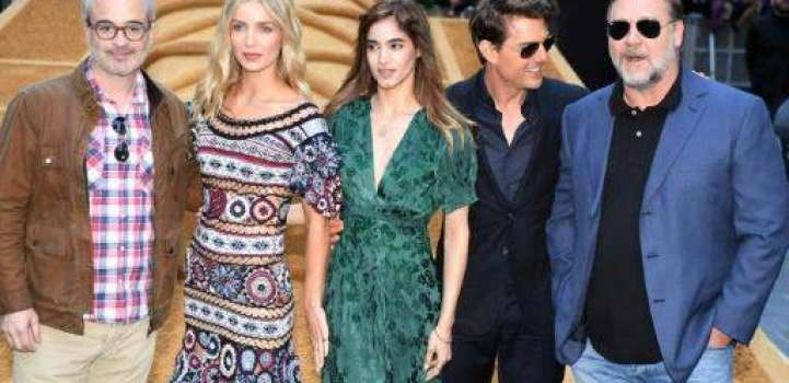 Crew couldn't stomach 'The Mummy' stunt, says star Cruise