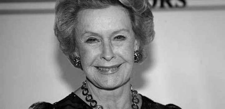 US heiress, actress Dina Merrill dead at 93