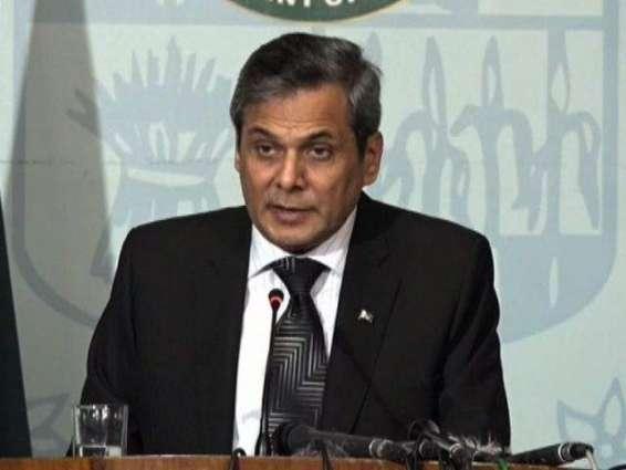 الخارجية الباكستانية : محكمة العدل الدولية غير مختصة بالنظر في المسائل التي تتعلق بالأمن القومي لباكستان