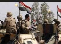 مصر اٹی دہشت گرد آتا ٹھکانہ غاتیا فضائی جلہو، 12 دہشت گرد تپاخت