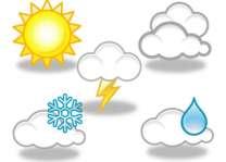 محکمہ موسمیات دے مطابق آندے 24گھنٹے دے دوران ملک دے ودھ سارے علاقیں اچ موسم گرم رہ ویسی تے،مالاکنڈ، ہزارہ، ملتان، بہاولپور، ڈی جی خان ڈویژن اتے کشمیر میںاچ کجھ جہیں تے تکھی ہوا تے کھمنڑ نال مینھ وسنڑ دا امکان ہے