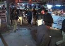 مقتل أربعة من رجال الشرطة إثر هجوم مسلح بمدينة كراتشي الباكستانية