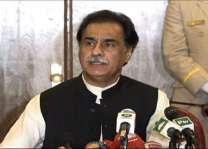 رئيس البرلمان الوطني الباكستاني يدين الهجوم الإرهابي في مدينة