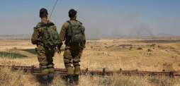 Israel launches air raid on Syria in return for fire: army