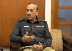 Police gallery inaugurated at Sindh Police Museum