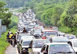CTP announce Eid ul Fitr traffic plan for Murree