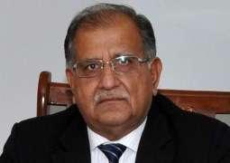 Pirzada condemns terrorist attacks in Quetta, Parachinar