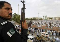 Security tightened in AJK ahead of Eidul Fitr