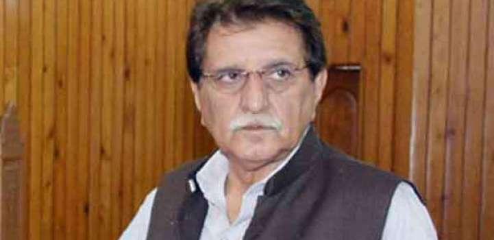 Farooq accuses India of financing terrorists in Pakistan