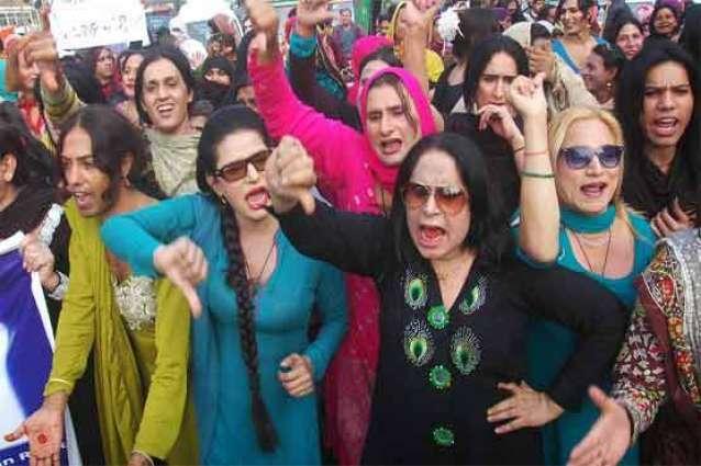 Khawaja Sara Society rejects transgender community statistics
