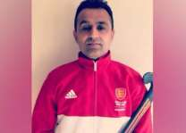 قومی ہاکی ٹیم دے سابق کپتان غضنفر علی اگلے ورلڈ کپ وچ انگلینڈ دی نمائندگی کرن گے