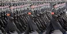 22ملکاں دے 1200فوجی جنگی مشکاں اچ شرکت سانگے روس پج گن