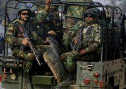 لاہور دھماکا: پاک فوج تے رینجرز دے دستیاں علاقے دا کنٹرول سنبھال لیا
