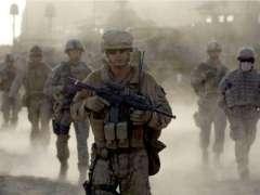 افغانستان څخه د 300 امريكائي عسكرو ستنېدل