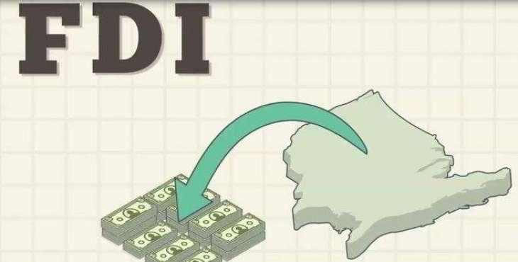 گذریل مالی سال دے دوران ملک اچ براہ راست غیرملکی سرمایہ کاری اچ 5 فیصدودھارا تھیا ، سرمایہ کاری بورڈ