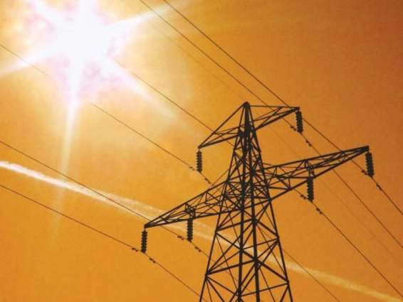 Two electricity pylon of 220 KV collapsed in Sibi, DMJ after rainfall