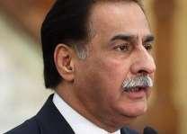 رئيس  البرلمان الوطني الباكستاني يدعو المستثمرين القطريين إلى الاستثمار في مجالات الطاقة والبنية التحتية والتصنيع