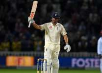 Cricket: Cook double ton as England reach 449-4 against West Indies