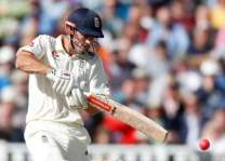 Cricket: West Indies 13-1 against England at tea