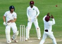 Cricket: England v West Indies 1st Test scoreboard