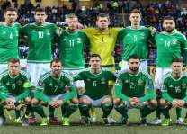 Football: Northern Ireland World Cup qualifier squad