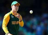 Cricket: De Villiers quits as South Africa ODI skipper