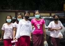 3 more die in Myanmar due to swine flu
