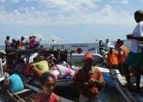 At least 10 dead dozens missing as boat sinks in Brazil.