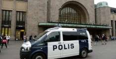 Several stabbed in Finnish city, suspect held: police