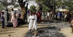 نائیجریا ءِ شمال ءَ وت کُش بمب اُرش، یک پولیس اہلکارےءَ ھوار دو مردم بیران بوتگ اَنت
