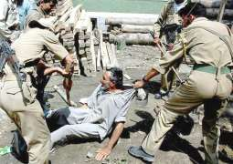 British delegation show grave concern over human rights abuses in occupied Kashmir