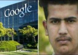 بھارتی پڑھیار دا گوگل وچ نوکری دا دعوا غلط ثابت