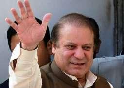 ریلی دی صورت وچ لاہور آمد: دہشت گرد سابق وزیر اعظم نوں نقصان پہنچا سکدے نیں: سکیورٹی اداریاں نے دس دتا